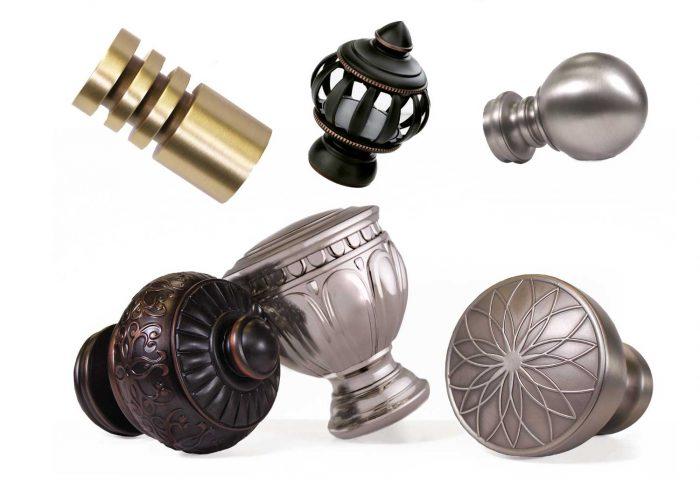 Metal Finials